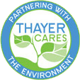 Thayer cares about the enviroment…